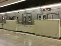 福岡市営地下鉄のホームドア